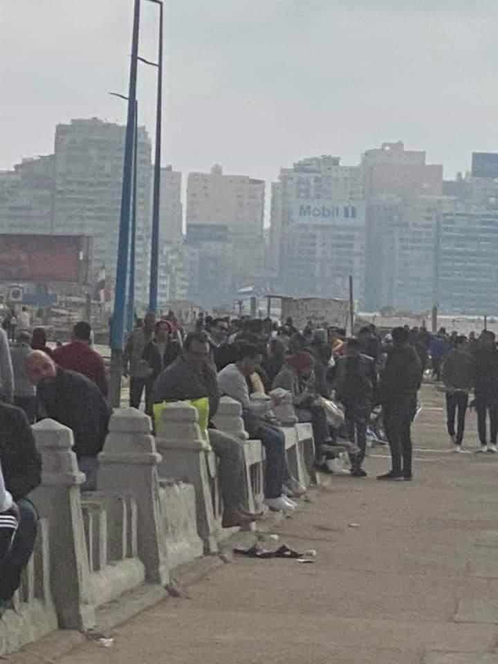 صورة محافظ الإسكندرية يقرر غلق جميع شواطئ الإسكندرية