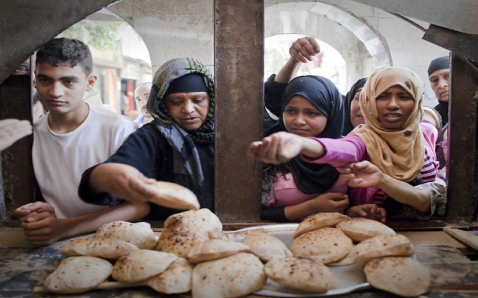 صورة التموين مواعيد تشغيل المخابز فى رمضان