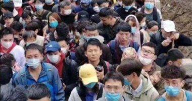 صورة الصين تصرح 46 حالة إصابة جديدة بكورونا