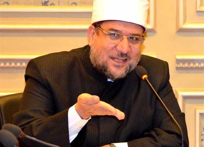 صورة وزير الاوقاف يعلن خطة فتح المساجد نهاية مايو
