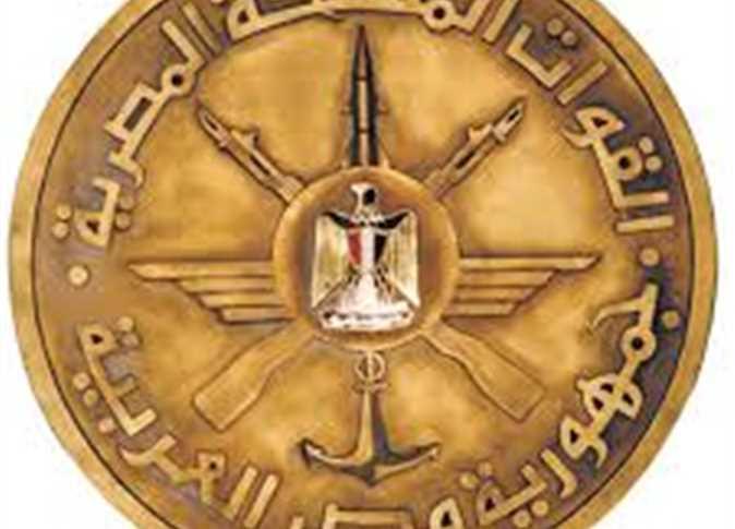 صورة القوات المسلحة: استشهاد وإصابة 4 ضباط و 3 ضباط صف و 8 جنود أثناء تطهير البؤر الإرهابية