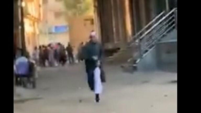 صورة الأوقاف المصرية تصرح صاحب واقعة محاولة إقامة صلاة العيد ليس إماما