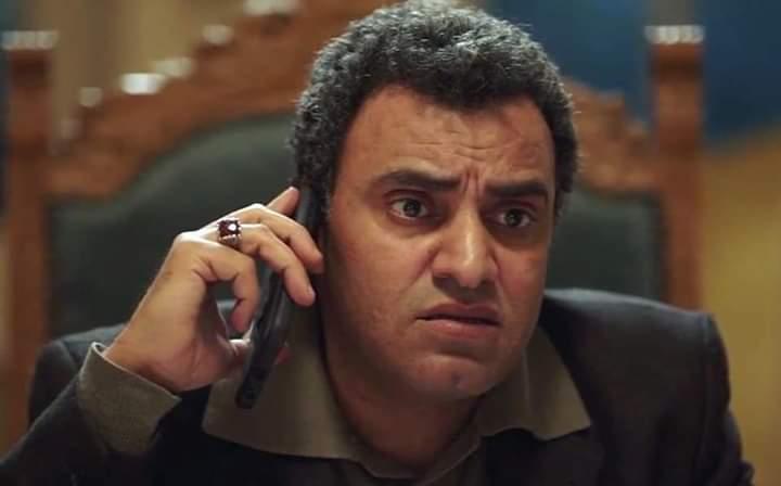 صورة أسامة أبو العطا لنجومنا سعيد بنجاح شخصية صلاح وبوعد جمهورى بأعمال قادمة ناجحة