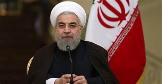 صورة روحاني: ترامب ارتكب خطأ غبيا بالانسحاب من الاتفاق النووي مع إيران