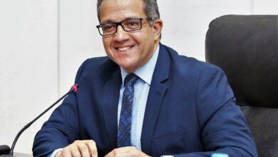 صورة مؤتمر صحفي اليوم للاعلان عن تفاصيل عودة السياحة إلى مصر