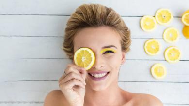 صورة زبدة الليمون لــ تفتيح البشرة لسارة فران