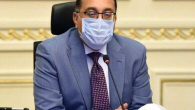 صورة مدبولي يقدم تقرير منظمة التعاون الاقتصادى والتنمية عن الاستثمار فى مصر