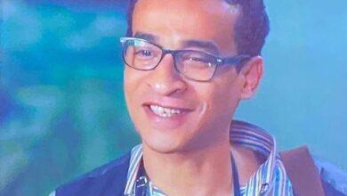 """صورة النجم احمد مصطفي لنجومنا """"عادل امام قدوتى فى التمثيل وانصح الموهوبين بالمسرح"""