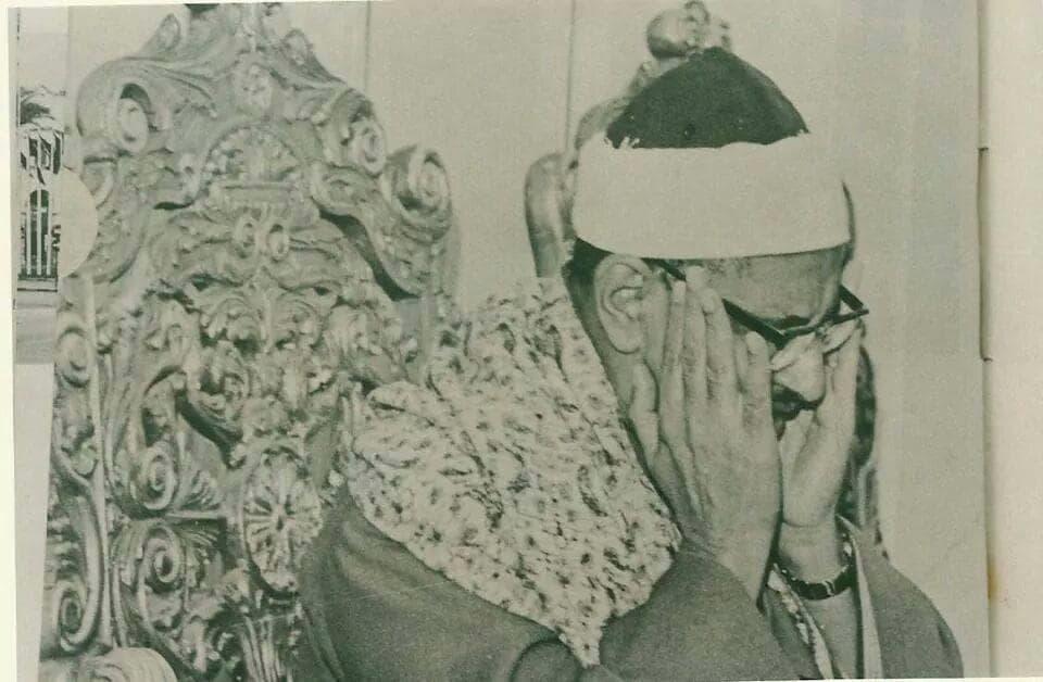 الشيخ المنشاوى