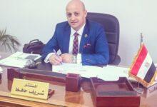 """صورة المستشار شريف حافظ يستعد لتسجيل حلقات """"بالقانون"""""""