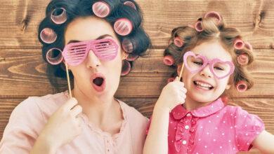 صورة نصائح د/شهيرة الغلبان لكل أم في كيفيه تعليم أبنتها معني الأنوثة و الأهتمام بنفسها.