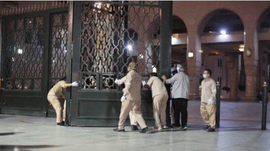 صورة السعودية تعلن أول صلاة جمعة في المساجد غدا