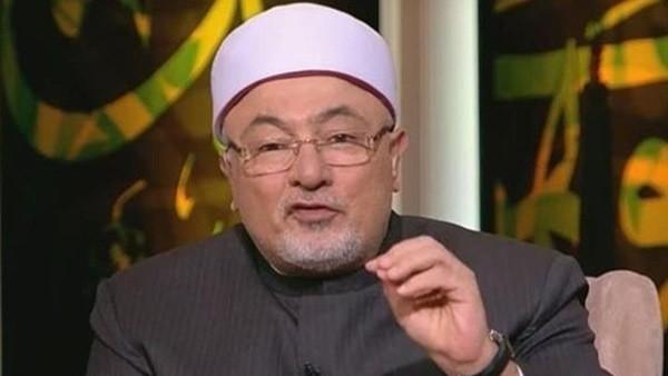 """صورة خالد الجندي يصرح """" مفيش حاجة اسمها غشاء بكارة """""""