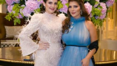 صورة خطوبة شام الذهبي ابنة الفنانة أصالة نصري