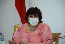 صورة وزيرة الثقافة تكشف عن فتح أبواب الأوبرا للجمهور خلال أسبوع