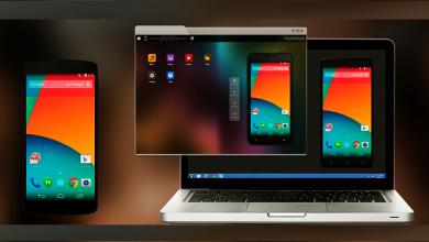 صورة تطبيق Screen Mirroring اصدار 1.0.1 لعرض شاشة هاتفك على التلفاز