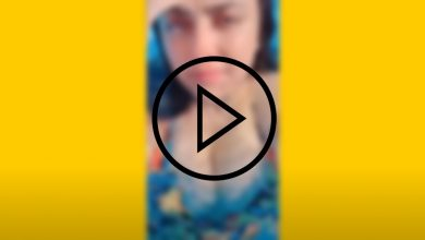 صورة شاهد .. الفيديو الذى تسبب فى حبس هدير الهادي
