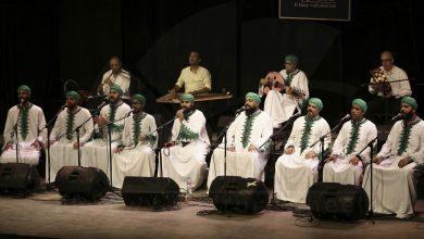 صورة تفاعل كبير لحفل الحضرة في ساقية الصاوي