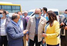 صورة مشروع تطوير شمال و جنوب الصيادين برأس البر يتفقده وزيرا الإسكان والتنمية المحلية ومحافظ دمياط
