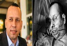 صورة هشام الهاشمي أجري محادثة قبل أغتياله تكشف الجهه التي هددت بقتله