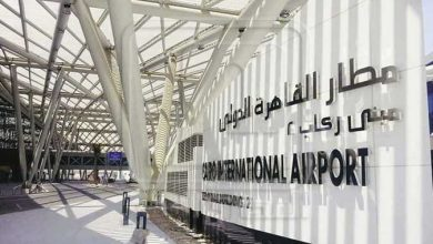 صورة إعادة فتح المطارات والمتاحف وأهرامات الجيزة