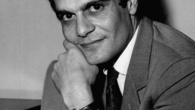 """صورة ذكرى وفاة سفير السينما المصرية فى العالم """"عمر الشريف"""""""