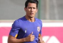 Photo of عمرو جمال لاعب الأهلى يعلن إصابته بفيروس كورونا