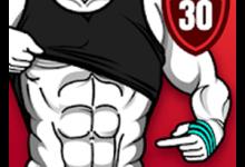 صورة تطبيق Six Pack in 30 Days لبناء علي عضلات البطن والتخلص من الدهون للرجال
