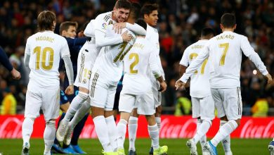 صورة ريال مدريد الأقرب للحصول علي لقب الدوري و بيل يرفض المشاركة