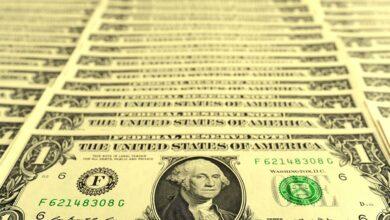 صورة تراجع سعر الدولار الأمريكي مقابل الجنيه المصري ويسجل 15.88 جنية