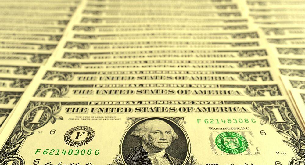 تراجع سعر الدولار الأمريكي