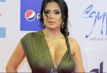 صورة شاهد .. رانيا يوسف تظهر بإطلالة شبه عارية