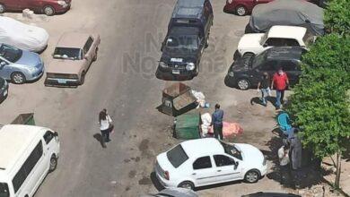 صورة العثور على جثة سيدة مقسومة نصفين ودون رأس بالإسكندرية
