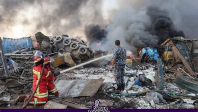 صورة مدير الأمن اللبنانى يعلن سبب انفجار بيروت