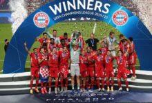 صورة بايرن ميونخ ينتزع كأس أبطال أوروبا من الديار الفرنسية