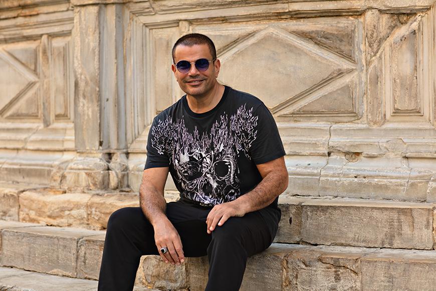 حفل عمرو دياب
