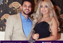 Photo of أول رد من محمد رشاد بعد انفصاله عن مي حلمي