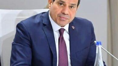 صورة الرئيس السيسي يصدر قرارات جديدة بشأن 5 قضاه | تفاصيل