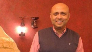 صورة الفنان جمال يوسف يطلب الدعاء بعد أصابته بالسرطان