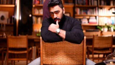 صورة شاهد .. تامر حسني يعلن ألبوم خليك فولاذى 11 أغنية